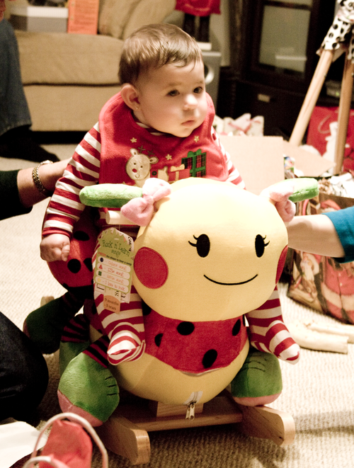 CandyCane and Ladybug